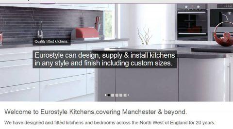 the web design company Eurostyle